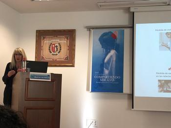 La Dra. Lasheras va participar en les Jornades de Dol Perinatal- Dexeus