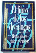 El libro de los decálogos.  - Libros Dexeus