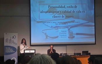La psicooncología en el XII Workshop de Actualización en Salud Mental y Drogodependencias - Dexeus
