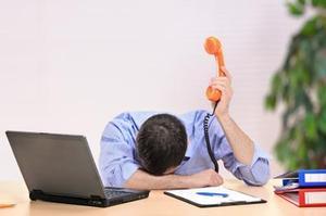 El estrés laboral: problemas en el entorno del trabajo - Estrés Dexeus