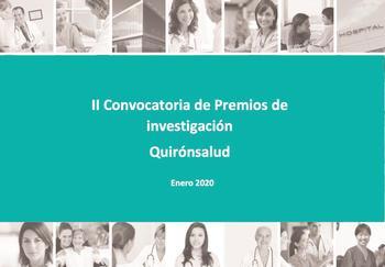 La Dra. Gracia Lasheras gana el premio a la mejor comunicación en cuidados del paciente de los II Premios de Investigación Quirónsalud- Dexeus