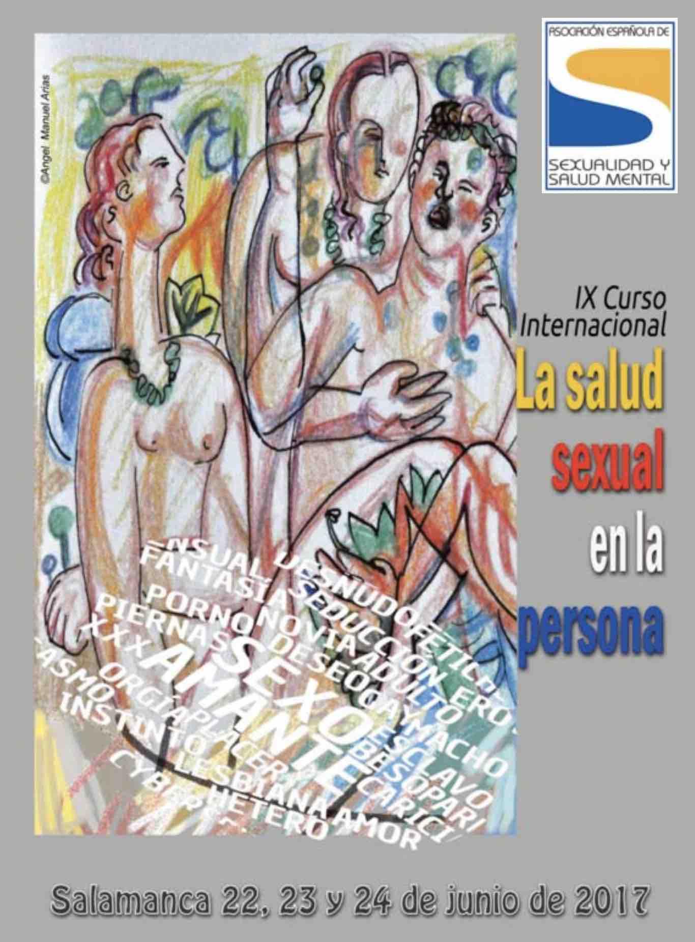 IX Curso Internacional de Sexualidad y Salud Mental