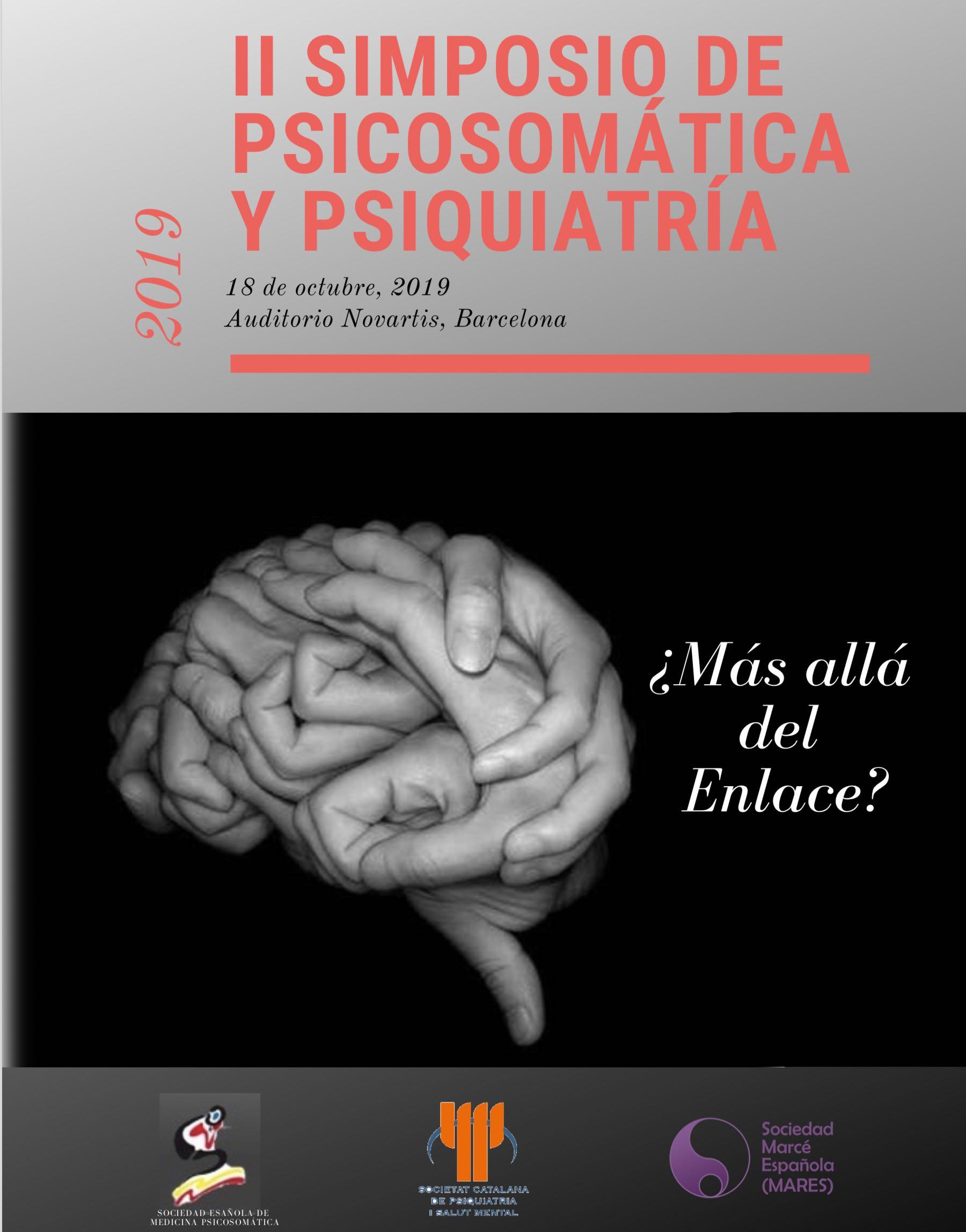 II Simposio Psicosomática y Psiquiatría